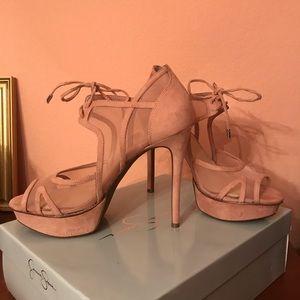 Jessica Simpson Carmita High Heel
